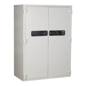 Sun Safe elektronica plus ES700-Sun Safe elektronic Plus—donderssecurity-kluizenplaza-welzoveilig.nl-brandwerend-grijs