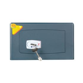 Technomax Gold GMK3-De Raat-donderssecurity-kluizenplaza-welzoveilig.nl-inbraakwerend-donkerblauw
