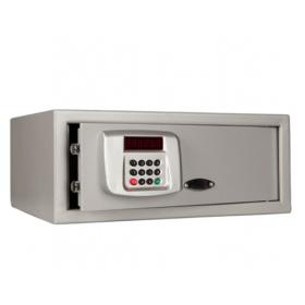 Saga laptopsafe-noodsleutelslot-elektronisch cijferslot-vloerverankering-muurverankering-donderssecurity-kluizenplaza-welzoveilig.nl-grijs