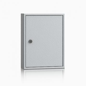 sleutelkast SLA 42-sleutelkast SLA 42M-sleutelkast SLA 42E-De Raat-donderssecurity-kluizenplaza-welzoveilig.nl-inbraakwerend-grijs