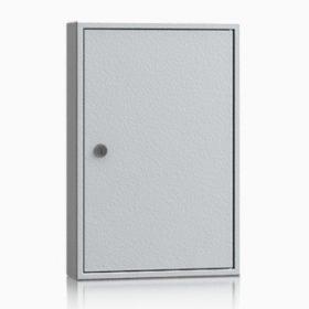 sleutelkast SLA 64-sleutelkast SLA 64M-sleutelkast SLA 64E-De Raat-donderssecurity-kluizenplaza-welzoveilig.nl-inbraakwerend-grijs