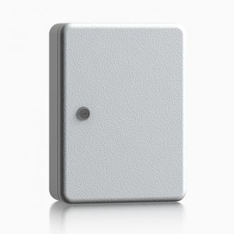 sleutelkast SLN 28-sleutelkast SLN 28M-sleutelkast SLN 28E-De Raat-donderssecurity-kluizenplaza-welzoveilig.nl-inbraakwerend-grijs