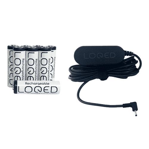 Power kit LOQED